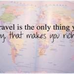 Dove nasce la voglia di viaggiare?