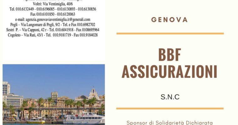 BBF Assicurazioni per Solidarietà Dichiarata
