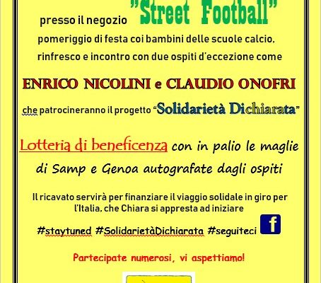 Lotteria di beneficenza